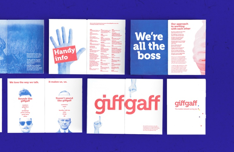 The Book of giffgaff